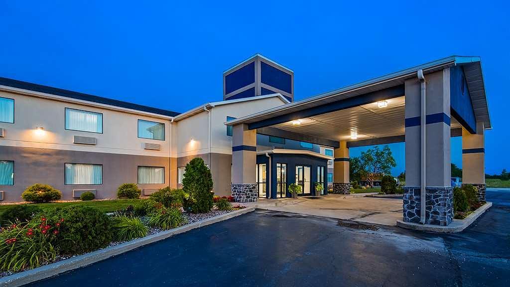 Best Western Brookfield - Vista exterior