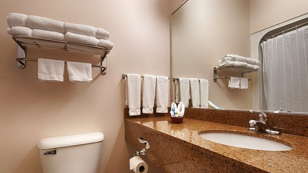 Best Western Brookfield - Baño