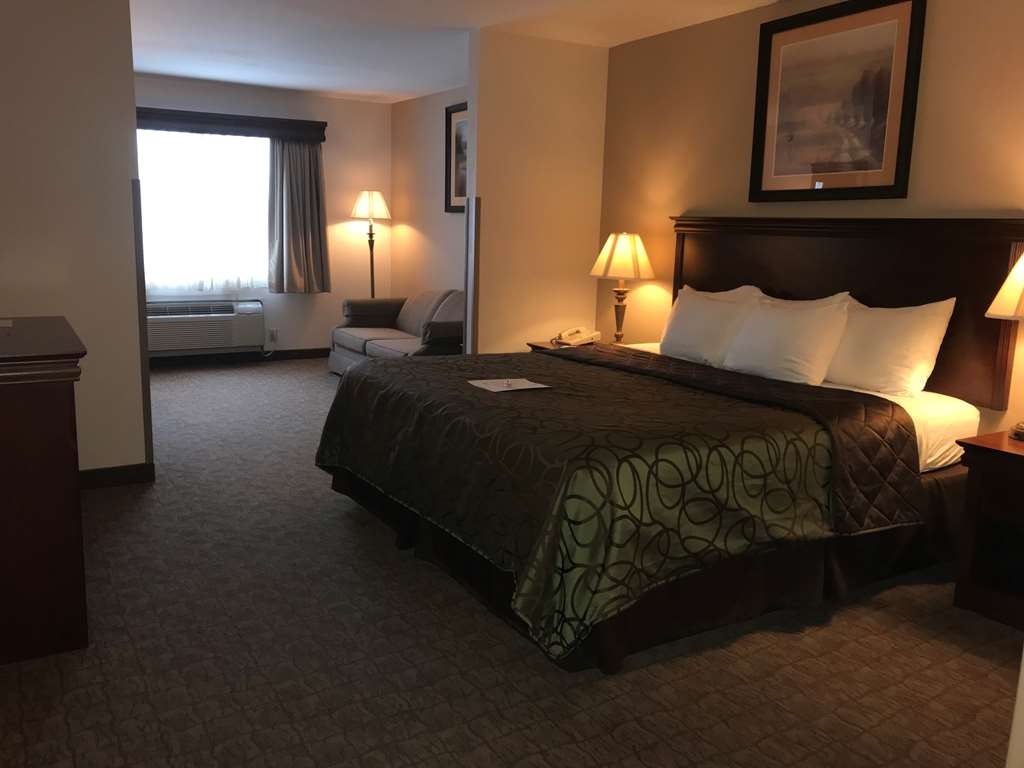 Best Western Brookfield - Suite
