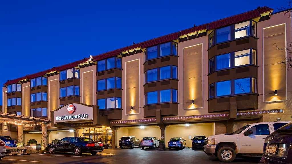 Best Western Plus Seville Plaza Hotel - Aussenansicht