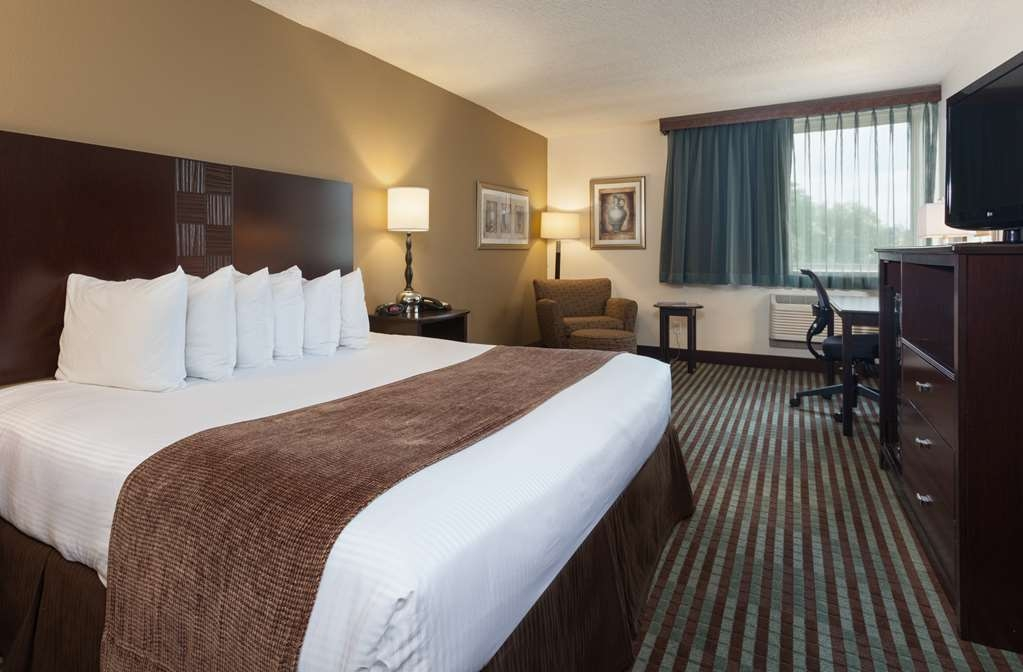 Best Western Plus Seville Plaza Hotel - We know you will feel at ease in our King Room.