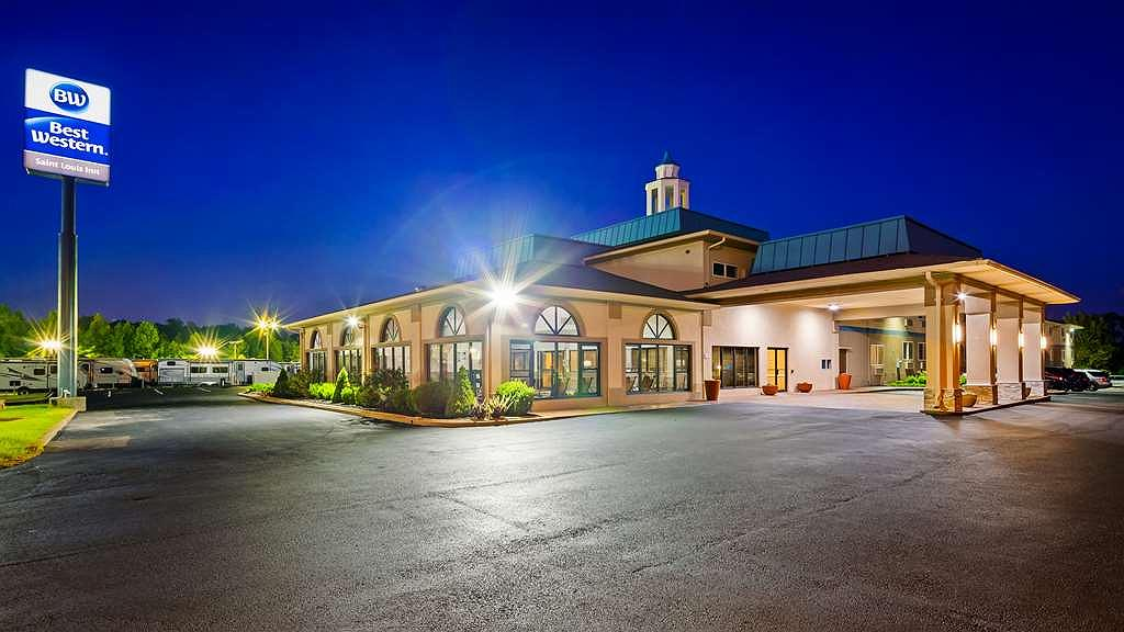 Best Western St. Louis Inn - Vista exterior