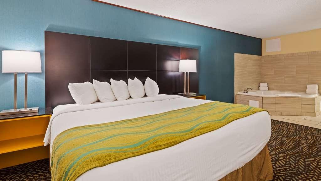 Best Western St. Louis Inn - Gästezimmer/ Unterkünfte