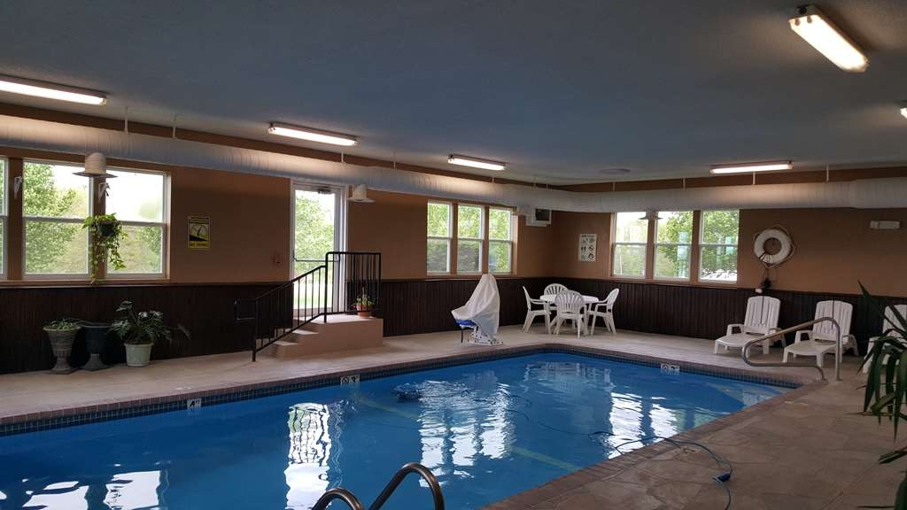 Best Western Teal Lake Inn - Piscina coperta
