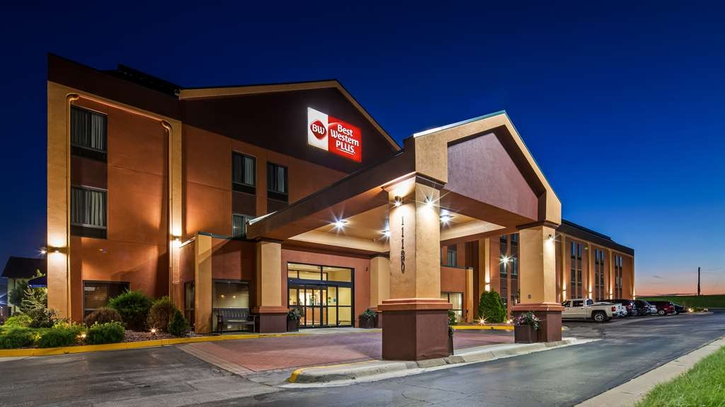 Best Western Plus Kansas City Airport-KCI East - Habitaciones/Alojamientos