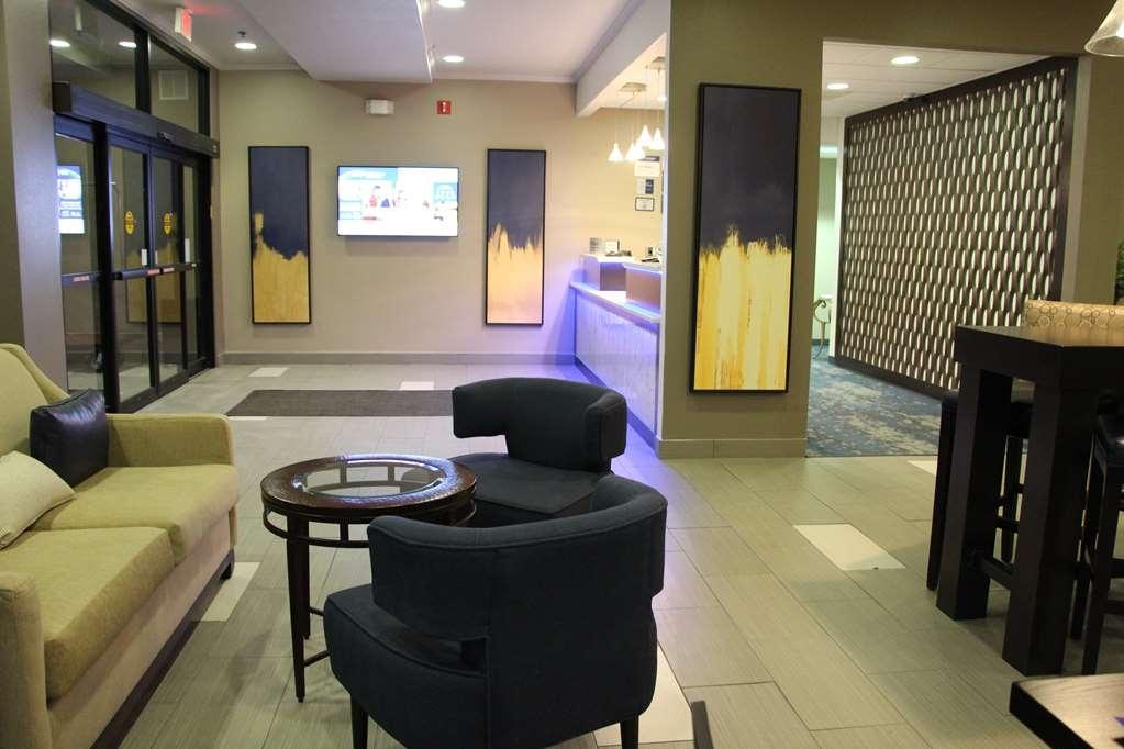 Best Western Plus Kansas City Airport-KCI East - Lobbyansicht