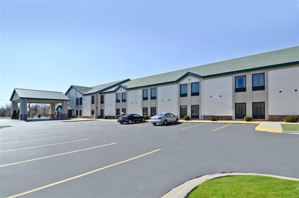 Best Western Plus Springfield Airport Inn - Außenansicht des Hotels