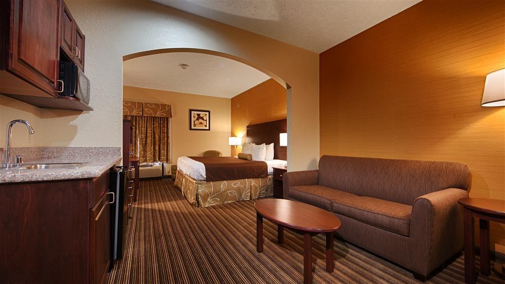 Best Western Plus Springfield Airport Inn - Camere / sistemazione