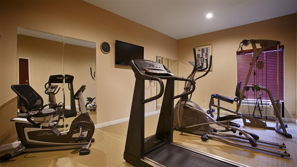 Best Western Plus Springfield Airport Inn - Sala fitness