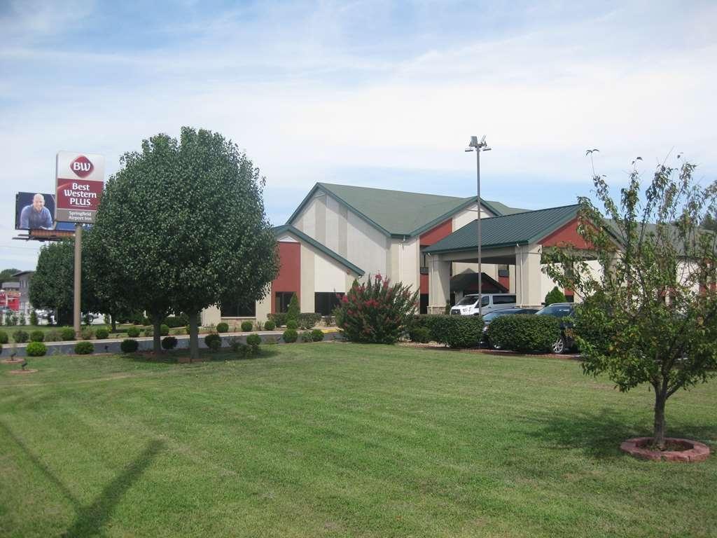 Best Western Plus Springfield Airport Inn - Außenansicht