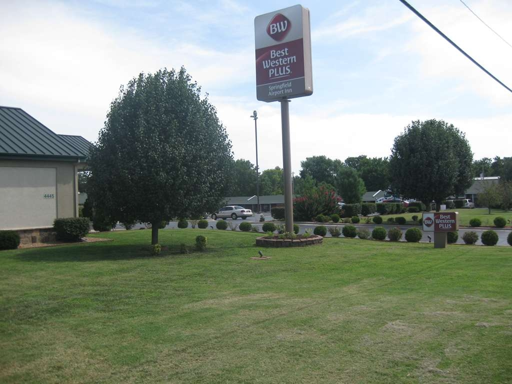 Best Western Plus Springfield Airport Inn - Facciata dell'albergo