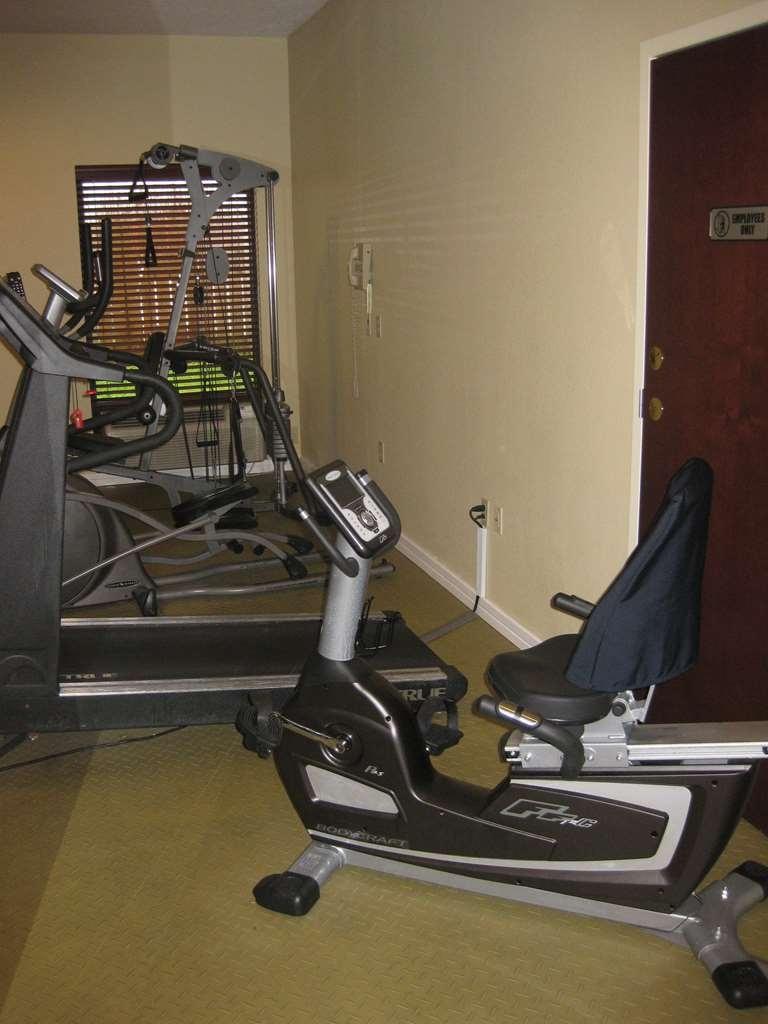 Best Western Plus Springfield Airport Inn - Sala fitness