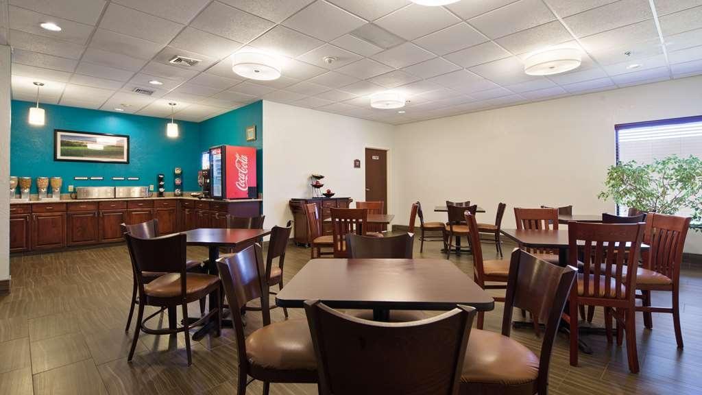 Best Western Plus Springfield Airport Inn - Restaurant / Gastronomie