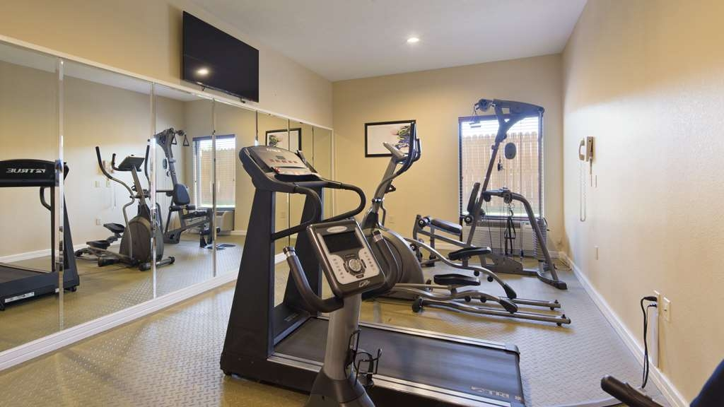 Best Western Plus Springfield Airport Inn - There is no need to take a break from your regular fitness routine during your stay with us.