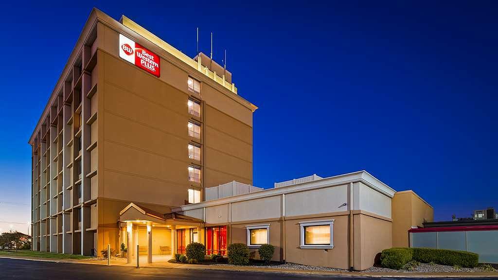 Best Western Plus The Charles Hotel - Vue extérieure