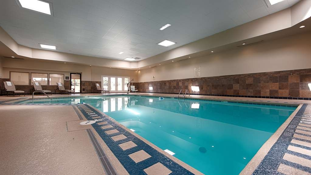 Best Western Plus The Charles Hotel - Piscina