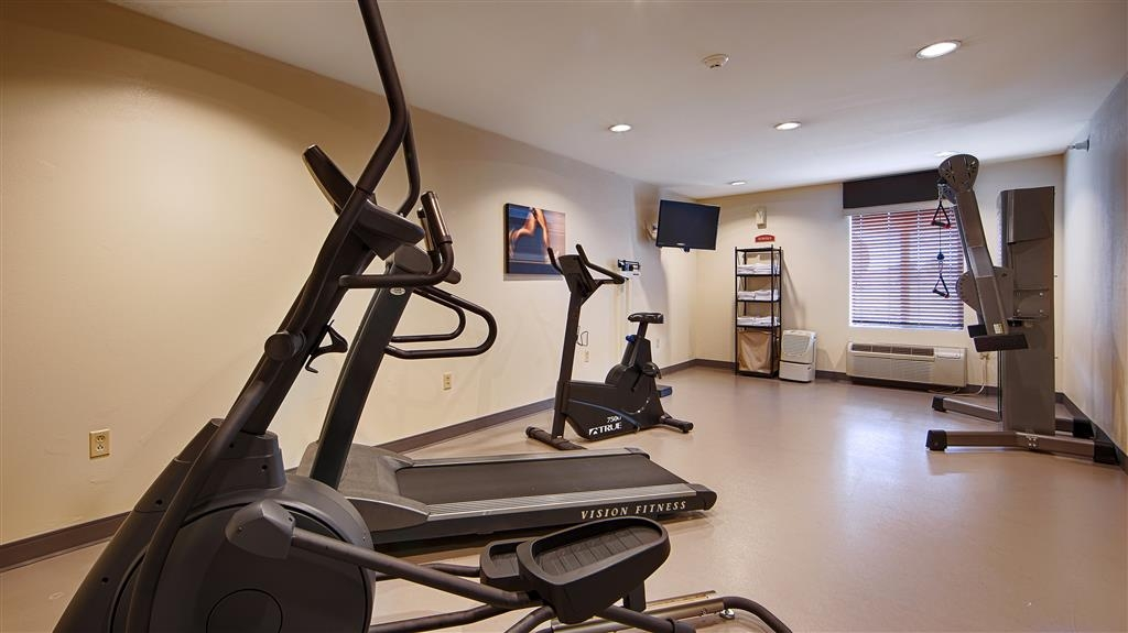 Best Western Plus Sikeston - Fitnessstudio