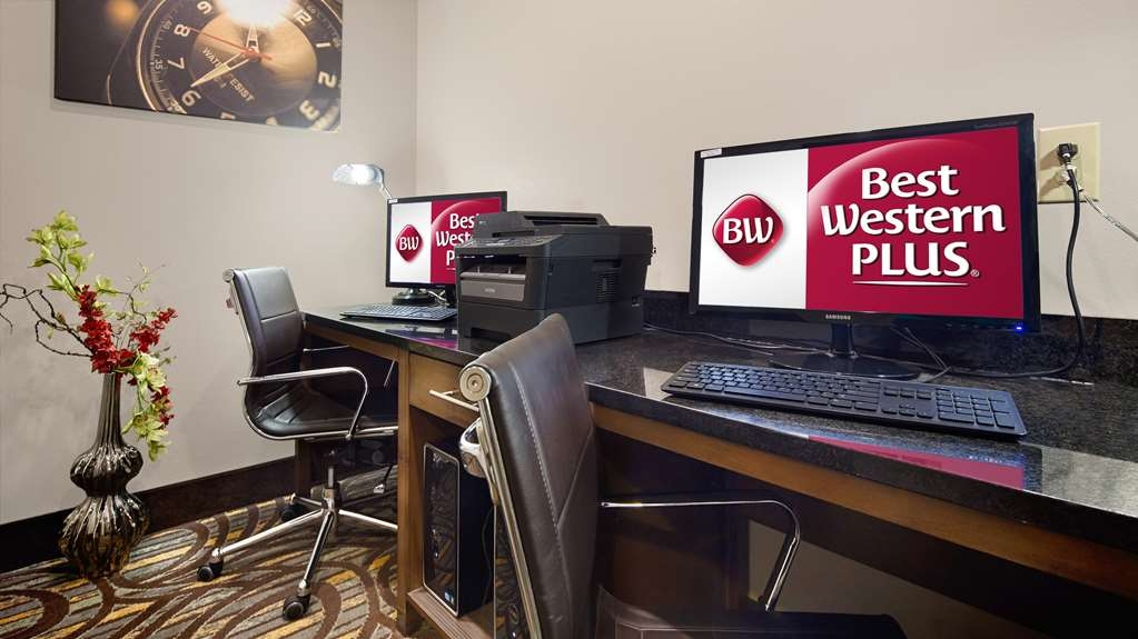 Best Western Plus Washington Hotel - Free high-speed Internet and printer capabilities are available for you in our business center