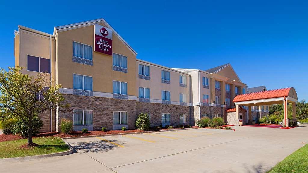 Best Western Plus Columbia Inn - Vista exterior