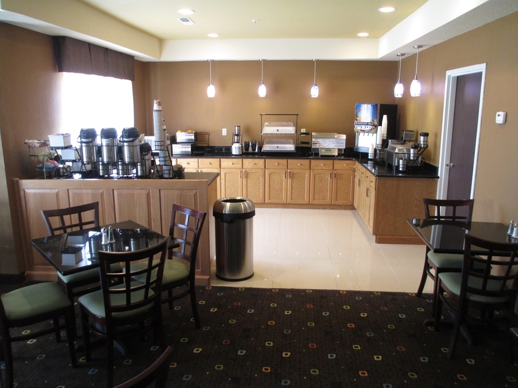 Best Western Plus Columbia Inn - Prima colazione a buffet