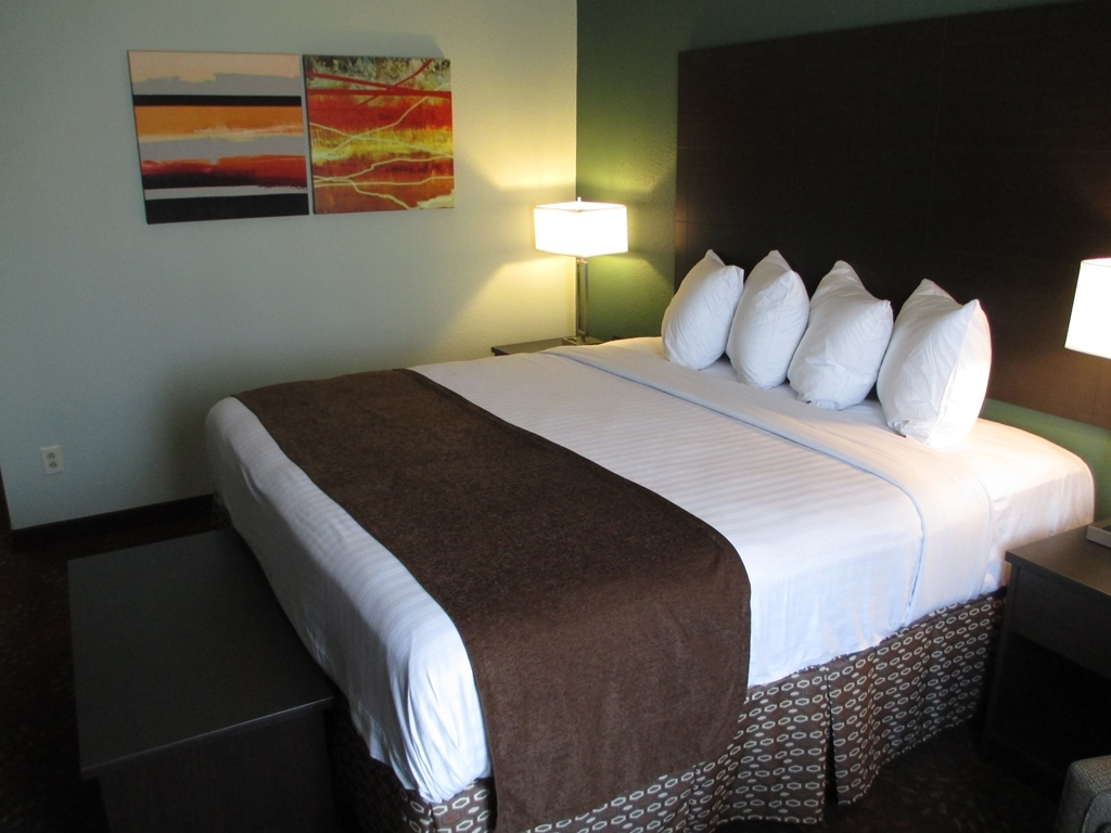 Best Western Plus Columbia Inn - Chambres / Logements