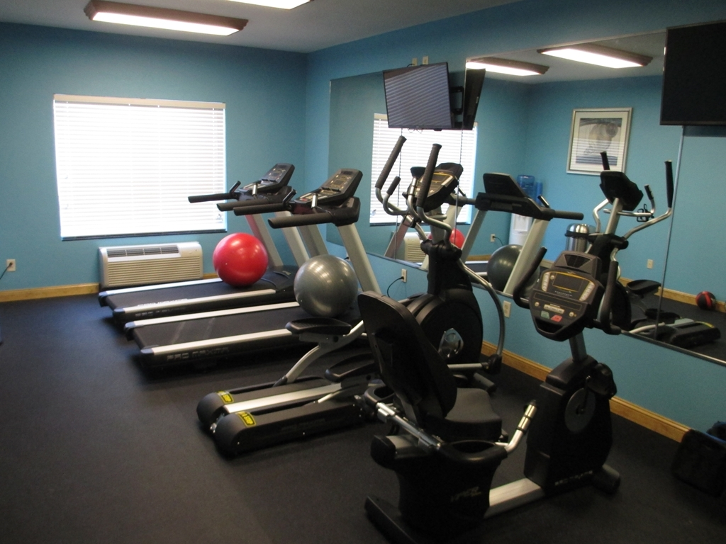 Best Western Plus Columbia Inn - Sala fitness