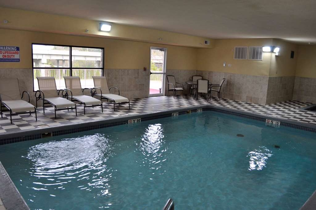 Best Western Plus Columbia Inn - piscina coperta