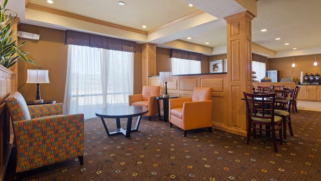 Best Western Plus Columbia Inn - Hall