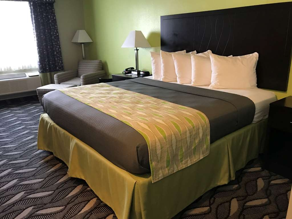 Best Western Mt. Vernon Inn - We know you will sleep well when you stay with us.