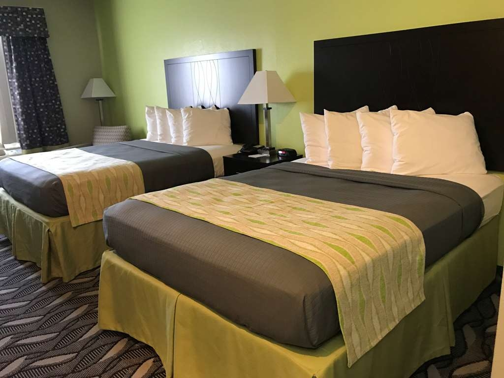 Best Western Mt. Vernon Inn - The Two Queen Room is perfect for traveling with friends or family.