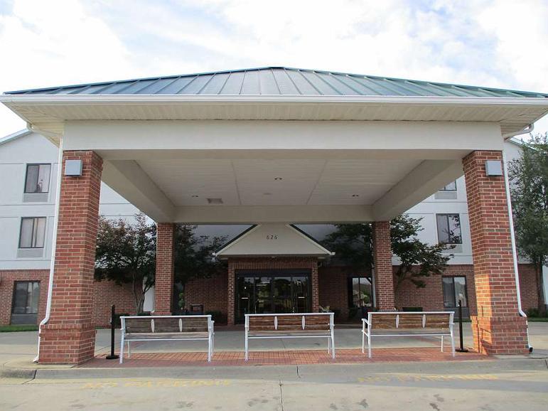 Best Western Warrensburg Inn - Vista exterior