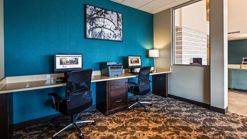 Best Western Plus Bolivar Hotel & Suites - Business Center