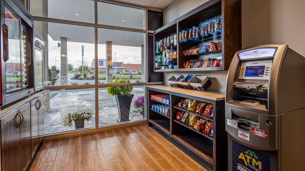 Best Western Plus Bolivar Hotel & Suites - Sundries