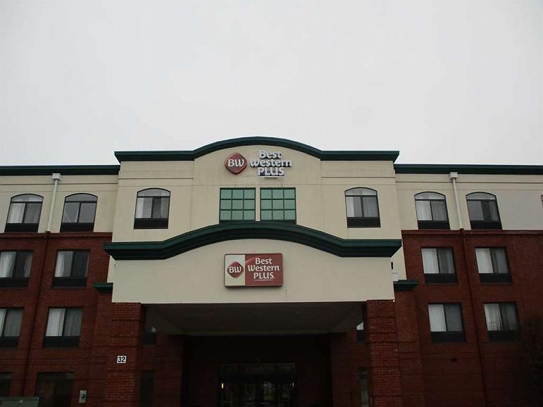 Best Western Plus St. Louis West - Chesterfield - Vista exterior