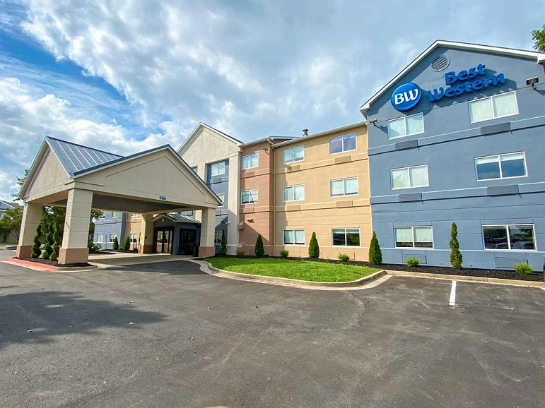 Best Western Independence Kansas City - Area esterna