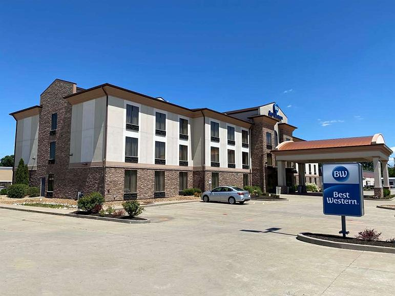Best Western St. Louis Airport North Hotel & Suites - Welcome to the Best Western St. Louis Airport North Hotel & Suites!