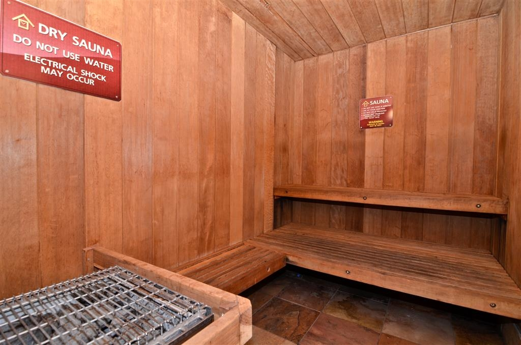 Best Western Plus Clocktower Inn - Dry Sauna