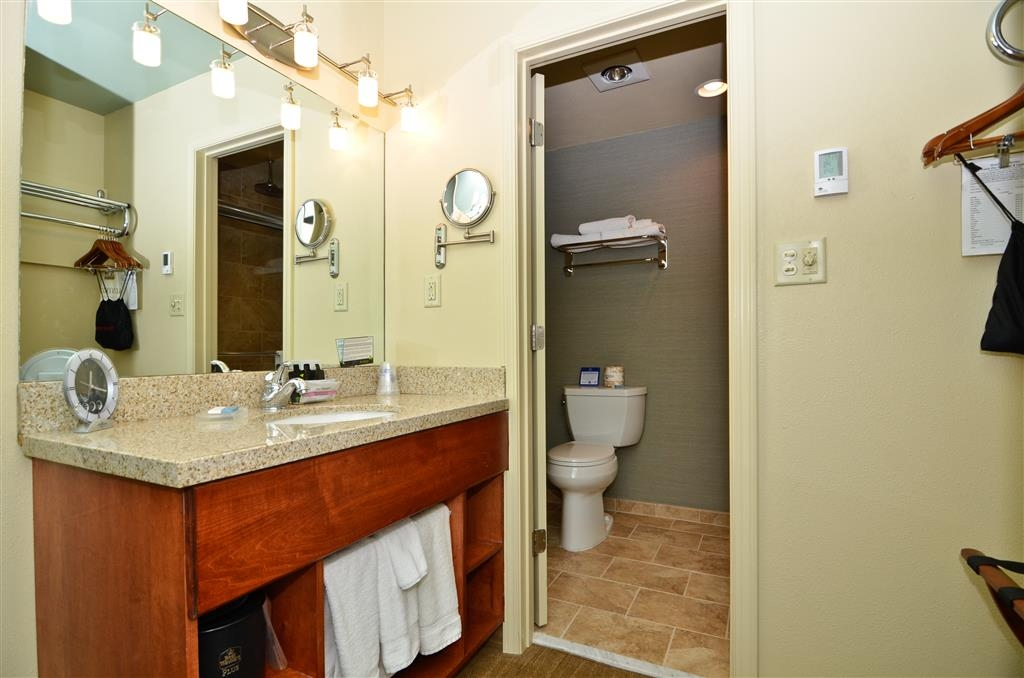 Best Western Plus Clocktower Inn - Salle de bain