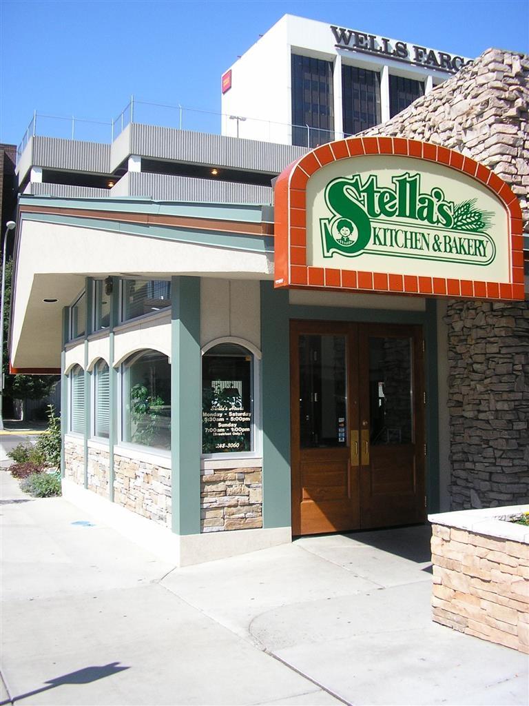 Best Western Plus Clocktower Inn - Stella's Kitchen and Bakery