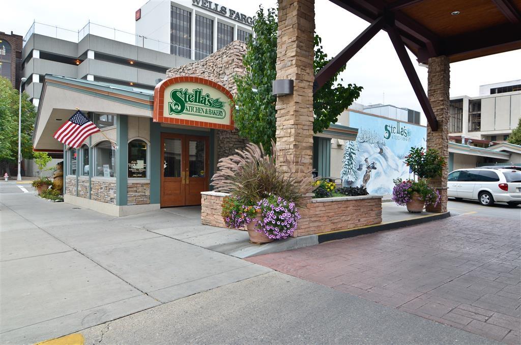 Best Western Plus Clocktower Inn - Restaurant / Etablissement gastronomique