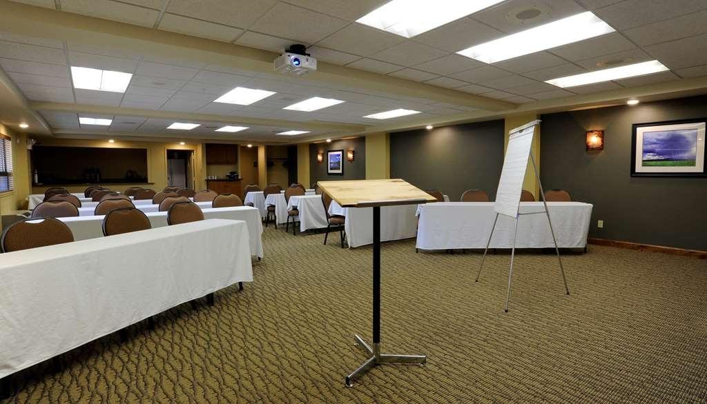 Best Western Plus Clocktower Inn - Salle de réunion