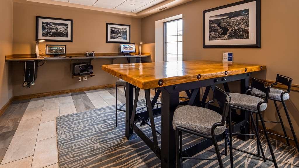 Best Western Plus Clocktower Inn - centro de negocios-característica
