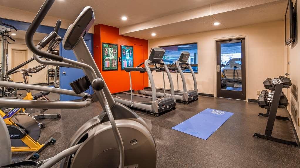 Best Western Plus Clocktower Inn - Fitness Center