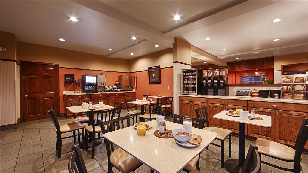 Best Western Desert Inn - Prima colazione a buffet