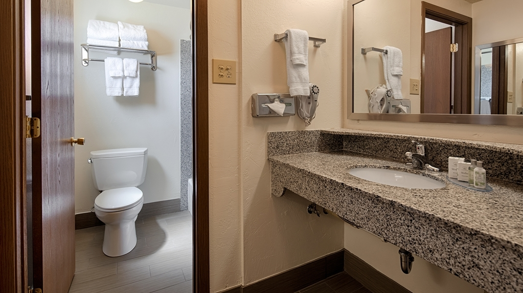 Best Western Paradise Inn - Salle de bain