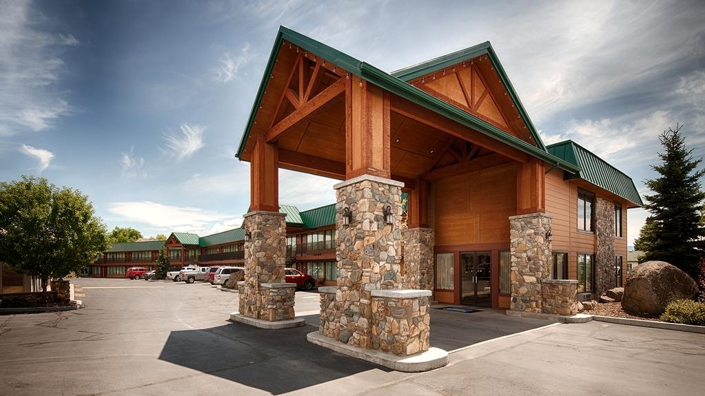 Best Western Paradise Inn - Façade