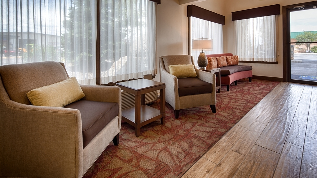 Best Western Paradise Inn - Vue du lobby