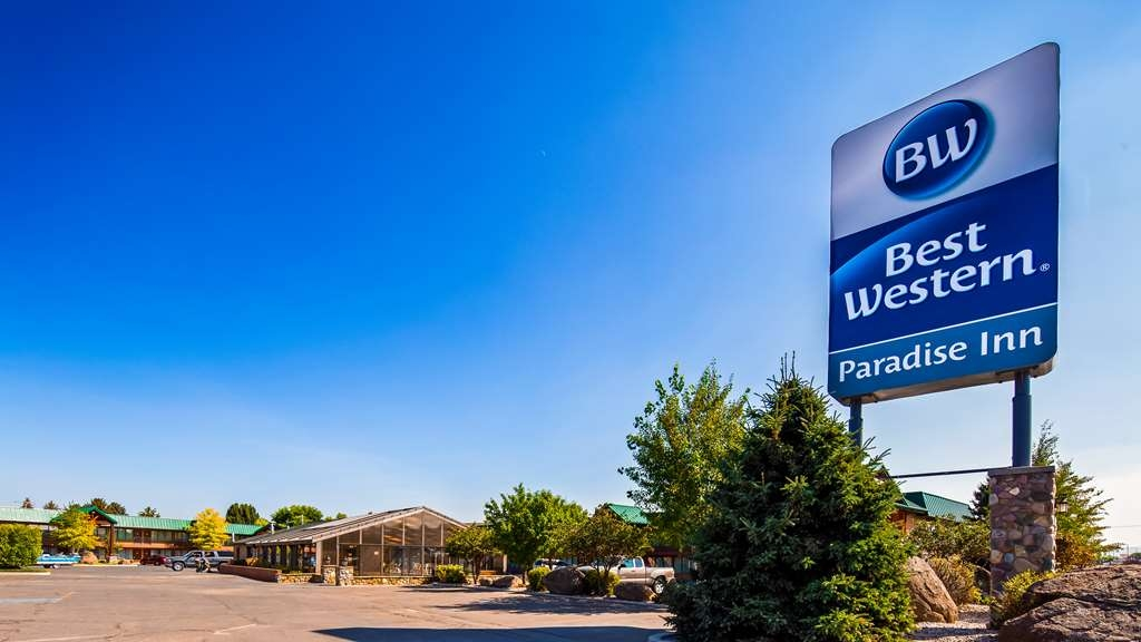 Best Western Paradise Inn - Facciata dell'albergo