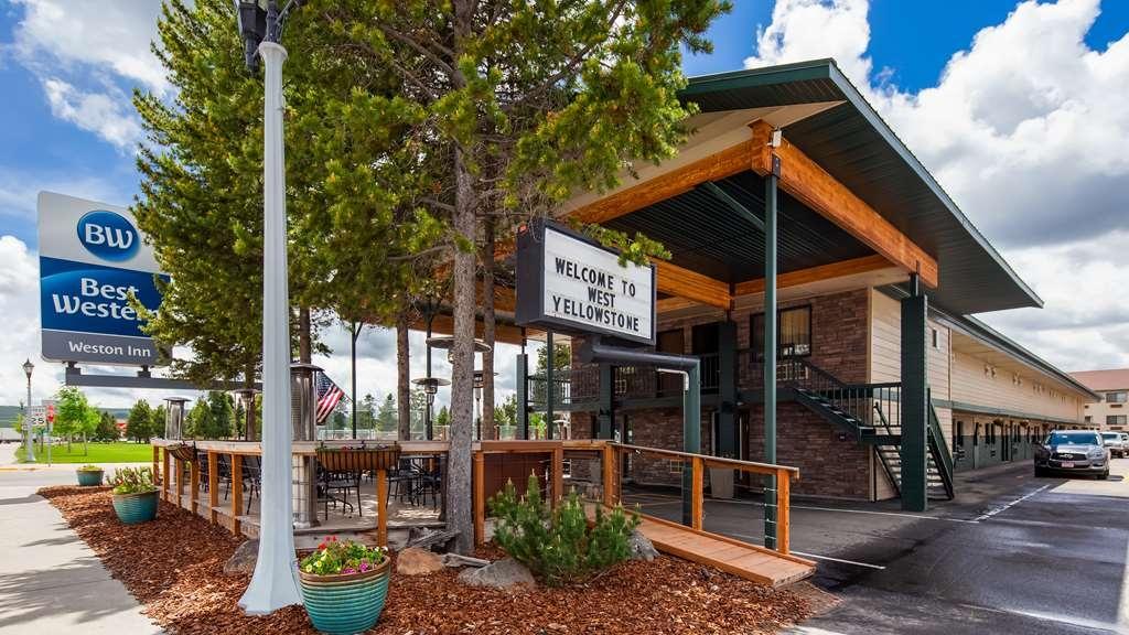 Best Western Weston Inn - Vista Exterior