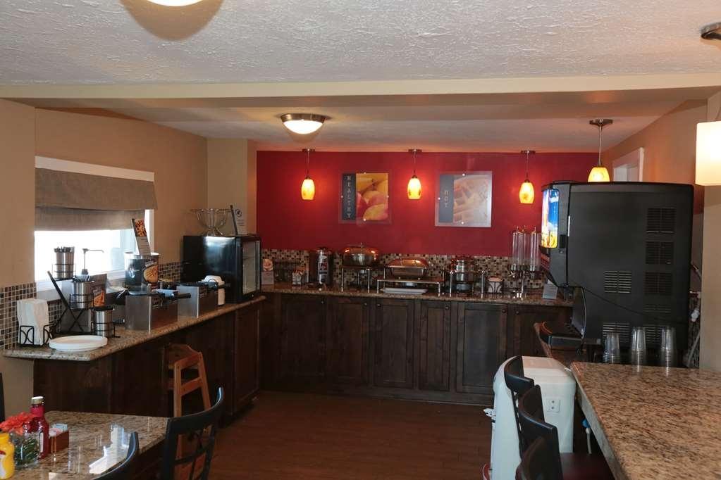 Best Western Weston Inn - Breakfast Buffet